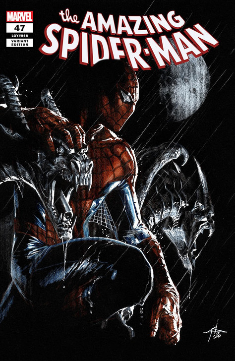 Amazing Spider-Man #47  Dell'Otto  Variant