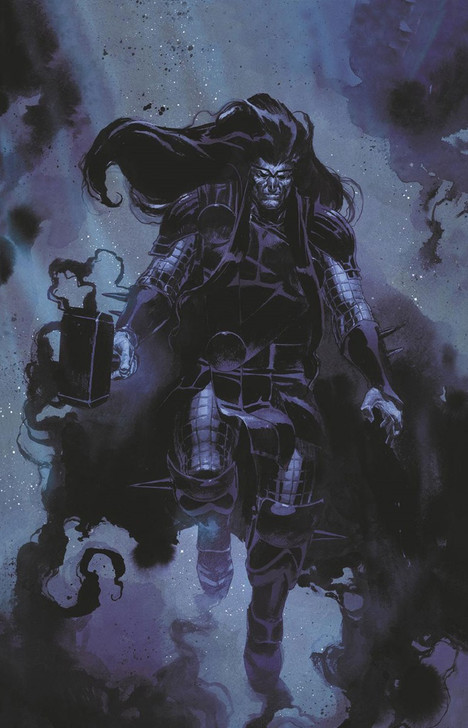 Thor #5 3rd Print Virgin Variant Black Winter
