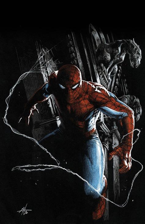 Amazing Spider-Man #48  Dell'Otto Virgin  Variant