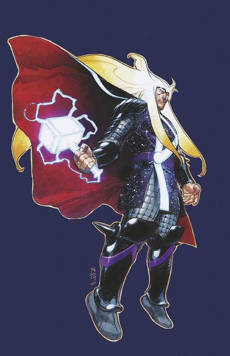 Thor #1 3rd Print Virgin Variant