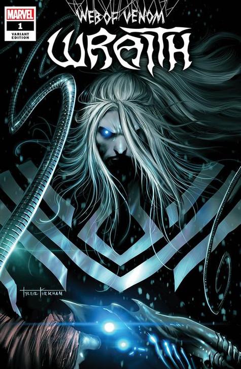 Web of Venom Wraith #1 Tyler Kirkham Variant