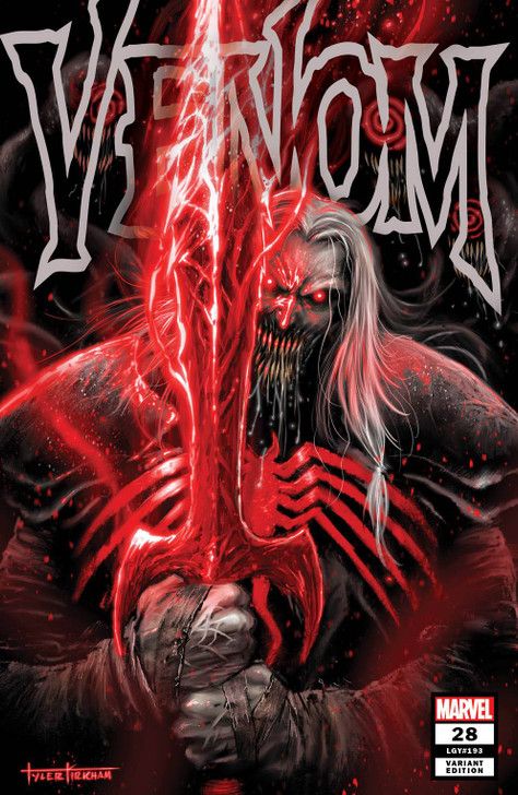 Venom #28 Tyler Kirkham Variant