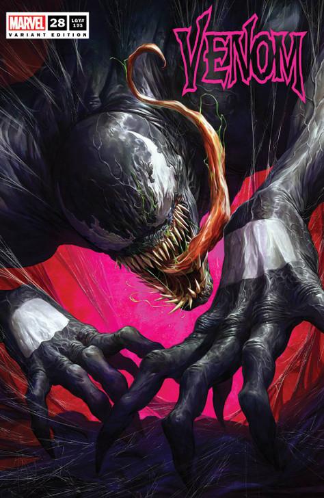 Venom #28 David Rapoza Variant