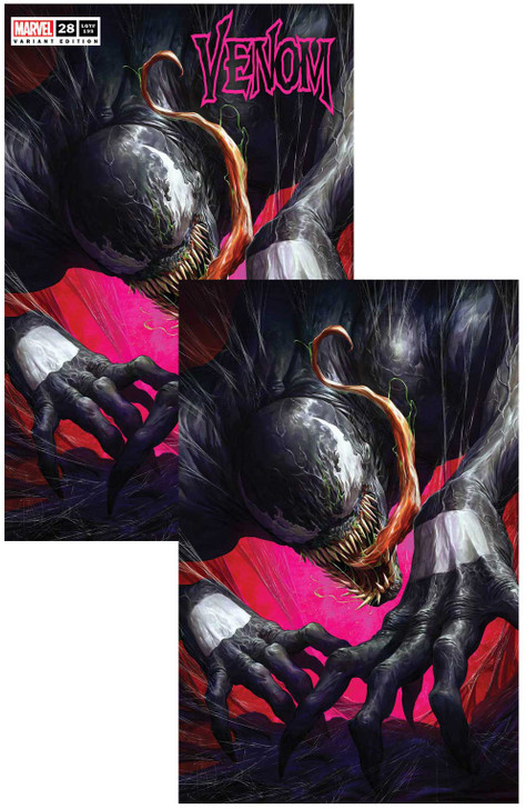 Venom #28 David Rapoza Variant Set