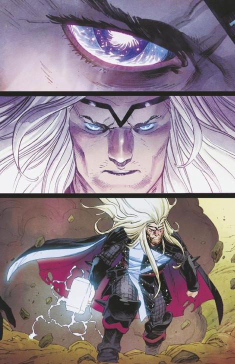 Thor #2 5th Print Virgin Variant