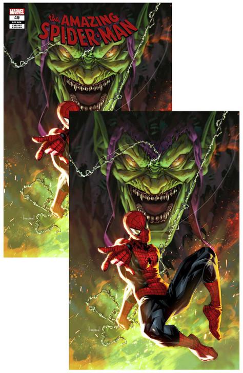 Amazing Spider-Man #49 Kael NGU Variant Set