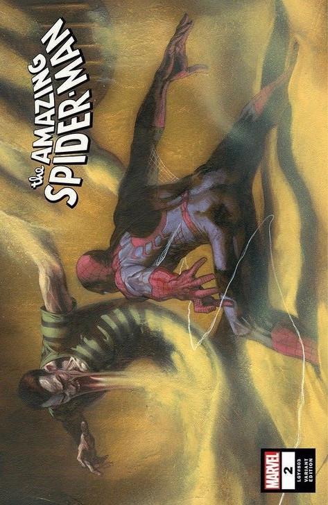 Amazing Spider-Man 2 Dellotto Variant