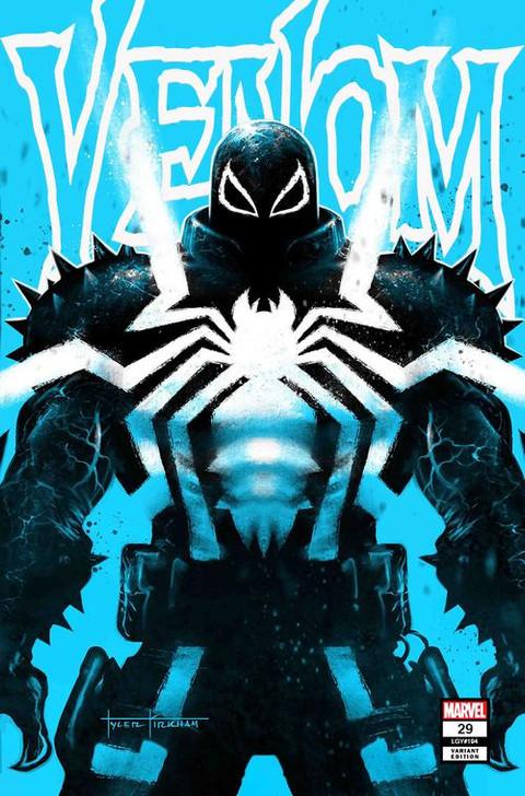 Venom #29 Tyler Kirkham Trade Variant