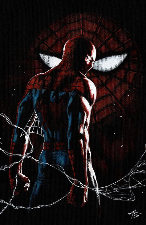 Amazing Spider-Man #46  DellOtto Virgin  Variant