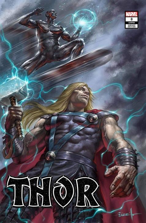 Thor #8 Lucio Parrillo Variant