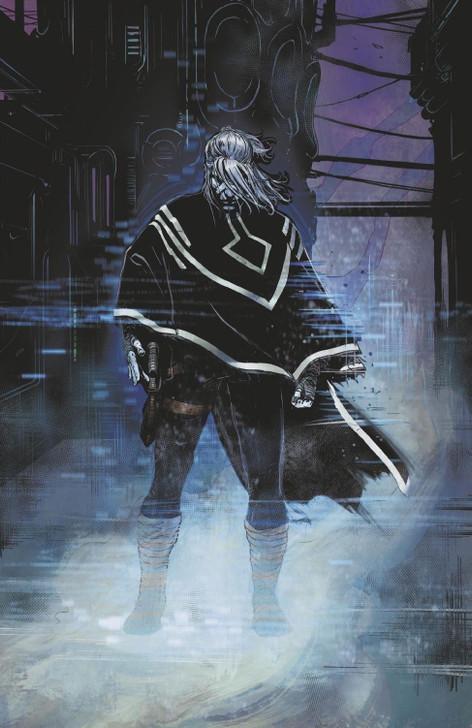 Web of Venom Wraith #1 2nd Print Virgin Variant