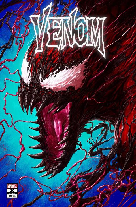 Venom #30 Dave Rapoza Trade Variant