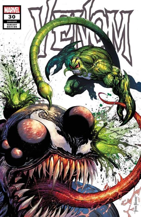 Venom #30 Tyler Kirkham Secret Variant