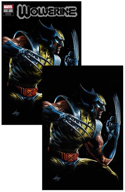 Wolverine #7 Dell'otto Virgin Variant Set