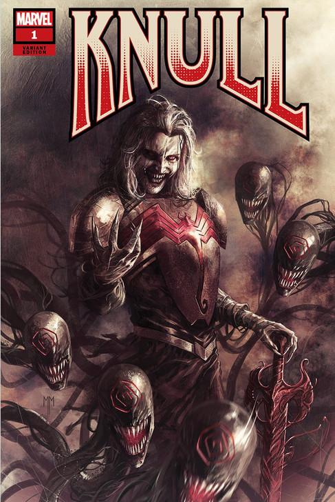 Knull Marvel Tales #1 Marco Mastrazzo Trade Variant