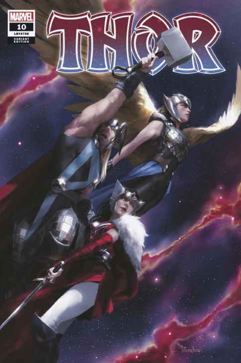 Thor #10 Miguel Mercado Trade Variant