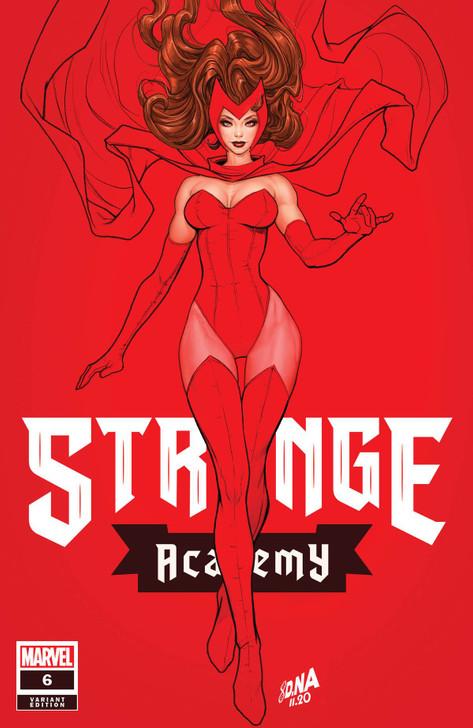 Strange Academy #6 David Nakayama Trade Variant