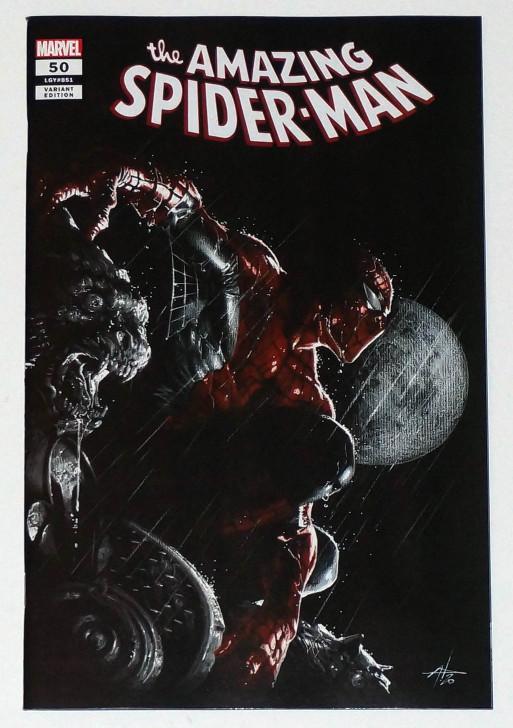 Amazing Spider-Man #50 Dell'Otto Trade Variant