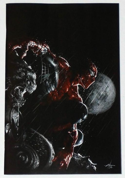 Amazing Spider-Man #50 Dell'Otto Virgin Variant