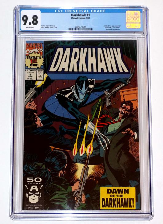 Darkhawk #1 CGC 9.8