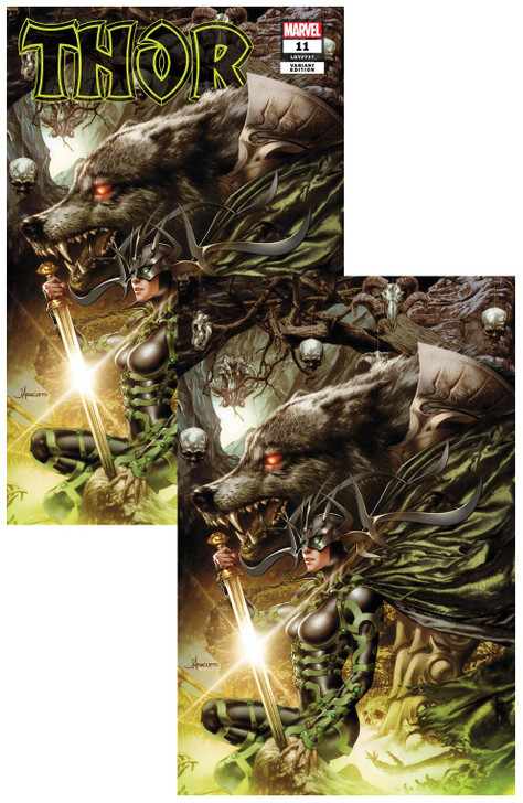 Thor #11 Jay Anacleto Variant SET