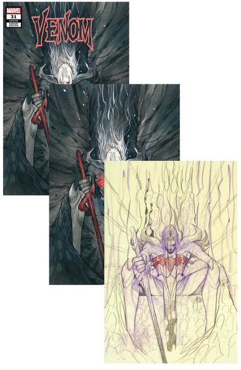 Venom #31 Peach Momoko Variant SET
