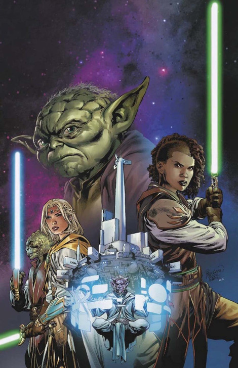 Star Wars High Republic #2 Carlo Pagulayan Virgin Variant