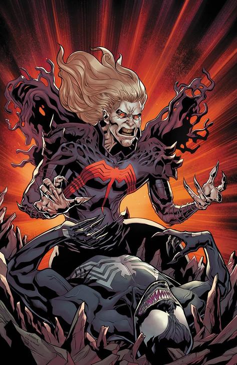 Venom #33 Will Sliney Virgin Variant