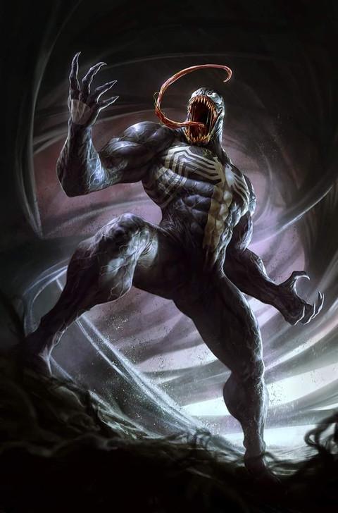 Venom #34 Dave Rapoza Virgin Variant