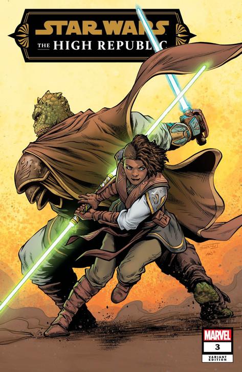 Star Wars High Republic #3 Jung Trade Variant