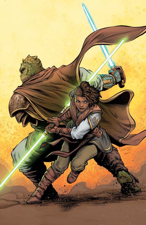 Star Wars High Republic #3 Jung Virgin Variant
