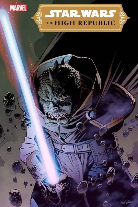 Star Wars High Republic #3 Walker 1:25 Retail Variant