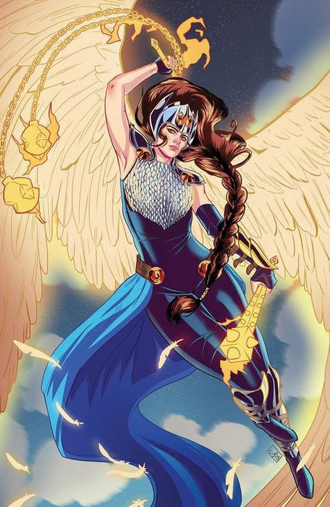 Thor #13 Ernanda Souza Virgin Variant