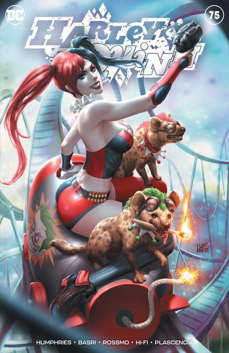 Harley Quinn #75 Kendrick Lim Variant