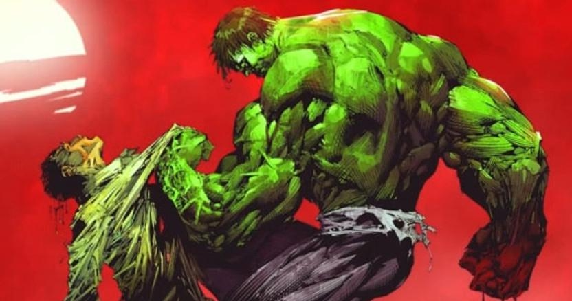 The Incredible Hulk Drama