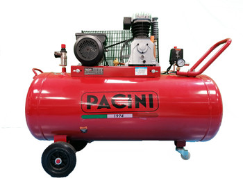 Pacini 200 Litre 10 Bar Compressor