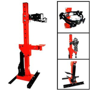 Coil Spring Compressor, Hydraulic (Adjustable)