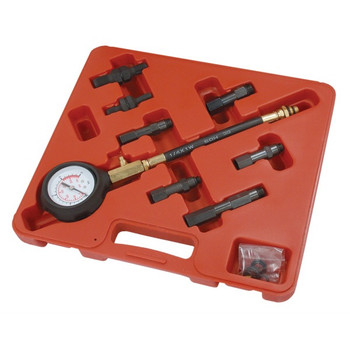 Compression Tester Kit For Petrol Engines