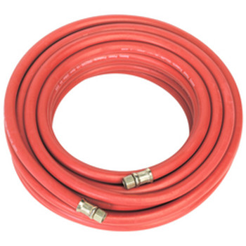 "1/4"" Air Hose - 15 Metres  (1/4"" Male Thread Ends)"