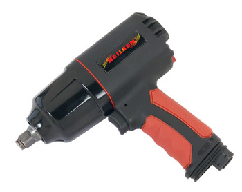 "1/2"" Impact Wrench, 950 ft-lb Torque"