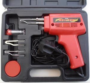 230v Electric Soldering Gun Set 100W
