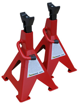 6 ton axle stands (pair)