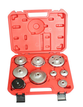 9 pc Oil Filter Wrench Set