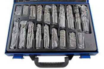 170pc HSS Twist Drill Set