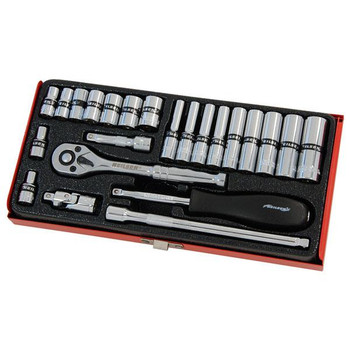 "24 pc 1/4""socket set"
