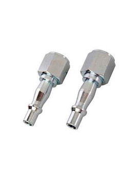 2 pc Female Airline Bayonet Fitting Quater Inch BSP