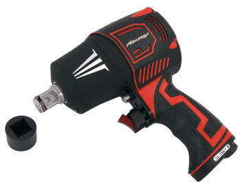 """3/4"""" Air Impact Wrench, 1420Nm, 2 speed"""