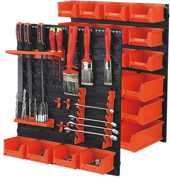 Tactix 43 pc Organisation System