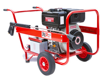 PdPro Professional Diesel 3000psi High Pressure Power Washer