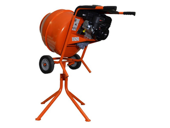 Pacini Petrol Engine Cement Mixer with Lifan engine
